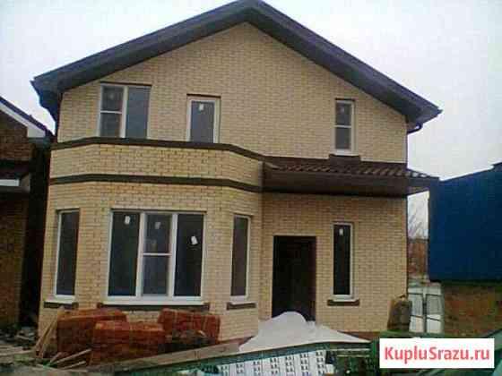 Строить дом бетонные работы бригада кладка ракушка Севастополь