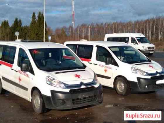 Перевозка(Транспортировка) лежачих больных Рязань