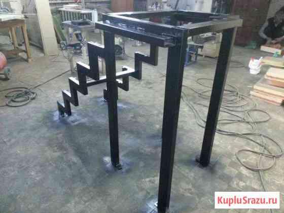 Изготовление металлоконструкций, сварочные работы Кострома