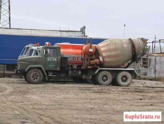 Краз-250 бетоносмеситель - 5м3 Радужный