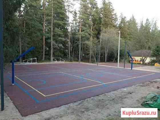 Спортивные покрытия (резиновые покрытия и т.д.) Севастополь