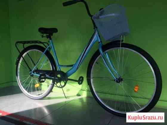 Велосипед Krakken Fortuna Blue 28 Калининград