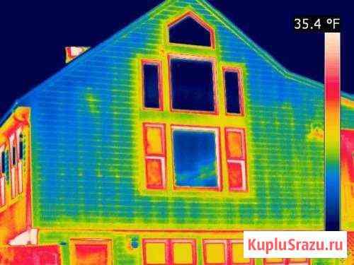 Тепловизионное обследование, правильная организаци Тула