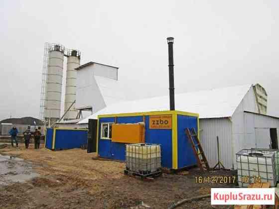 Газовый парогенератор пг-2000 в блок-контейнере Владивосток