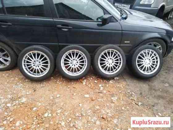 Колеса r15 литые диски,резина Мишлен спорт3 Чаплыгин
