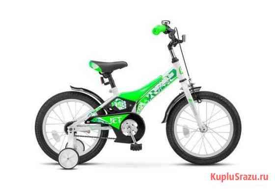 Детский велосипед Stels Jet Z010 16 (2018), цвет б Екатеринбург