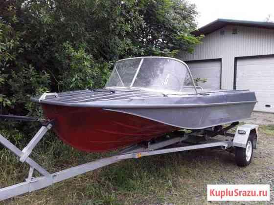 Продам лодку Казанка 5м3 Петрозаводск