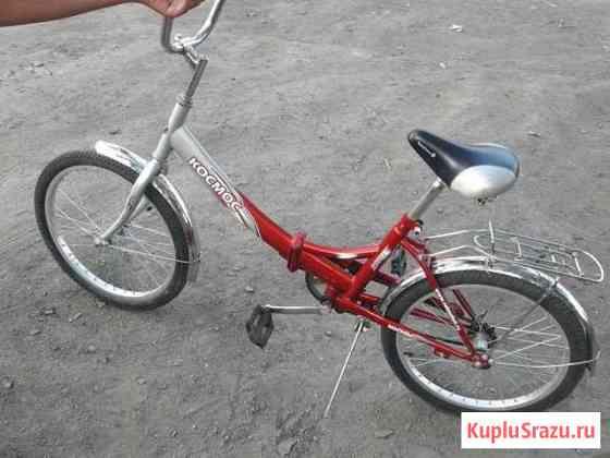 Велосипед космос Троицк