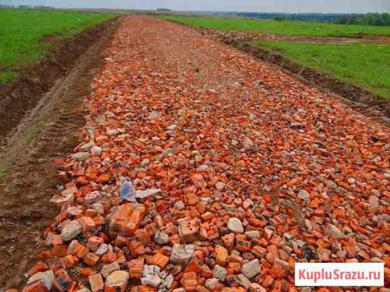 Отсыпка дорог, доставка торф пгс щебень песок Пермь