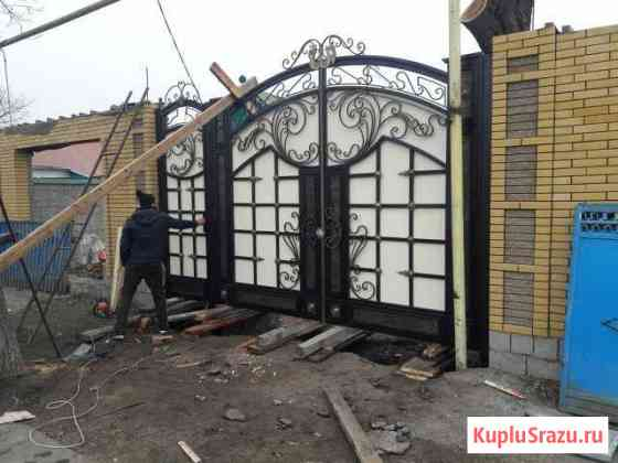 Molot kovka ворота перила Гойты