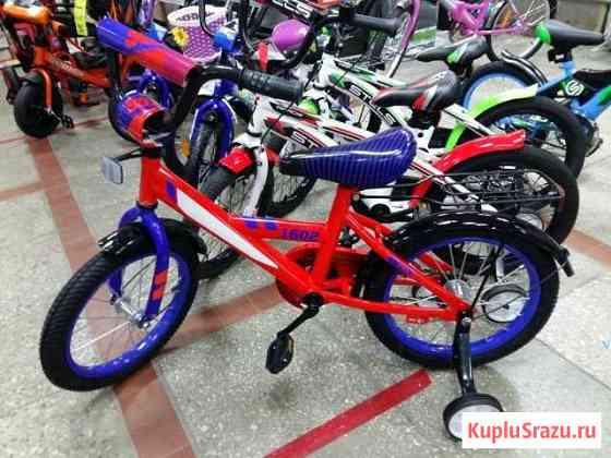 Велосипед детский 16 Kids Series-16 красно-синий Нижний Новгород
