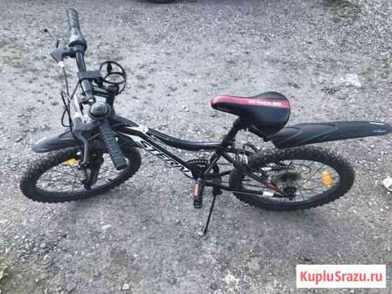 Велосипед stern attack 20 JR concept Абакан