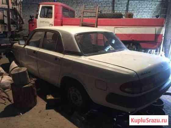 ГАЗ 3110 Волга 2.4МТ, 1998, 130000км Просвет