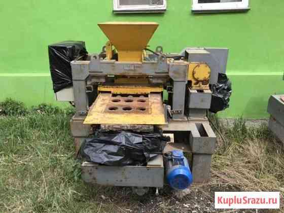 Машина для производство блоков Переславль-Залесский