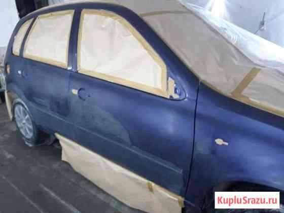 Покраска и ремонт авто Пенза