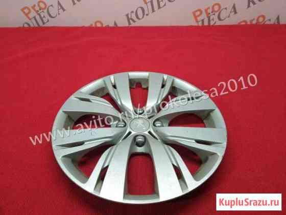 Peugeot оригинальный колпак R15 Екатеринбург