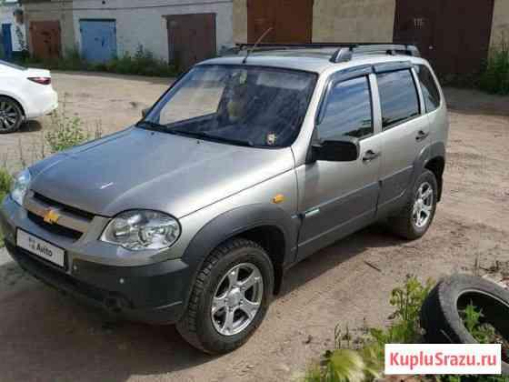 Chevrolet Niva 1.7МТ, 2010, 98000км Новомосковск