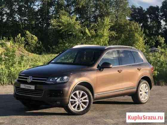 Volkswagen Touareg 3.6AT, 2012, 149000км Курган