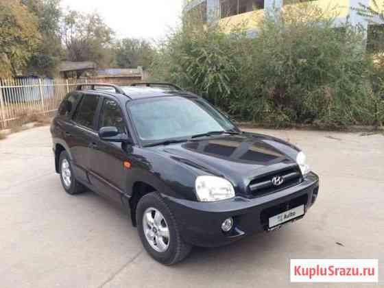 Hyundai Santa Fe 2.7AT, 2010, 83000км Астрахань