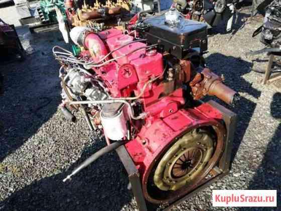 Двигатель бу Cummins ISDe140-30 (4BT3.9) Владивосток