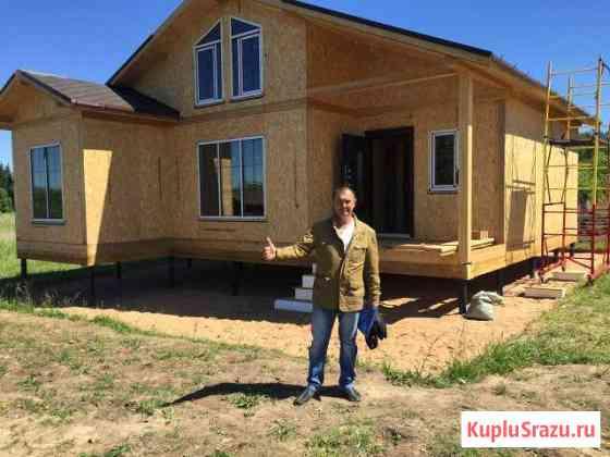 Строительство домов из SIP Великие Луки
