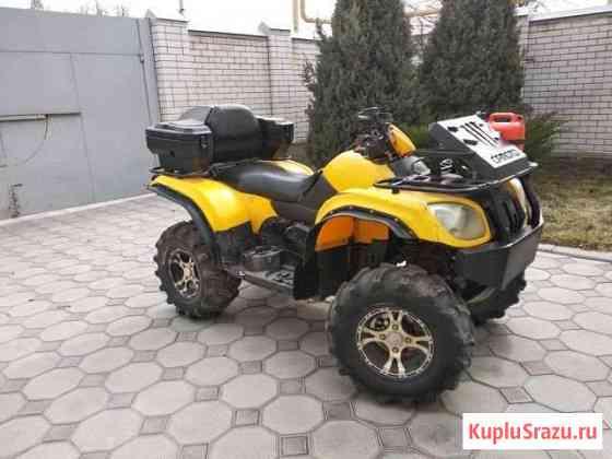 Квадроциклы cf moto 500 Усть-Джегута
