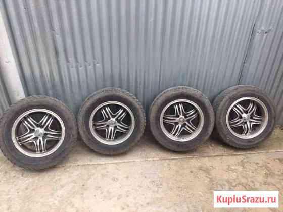 Продаю колеса на машину Малаховка