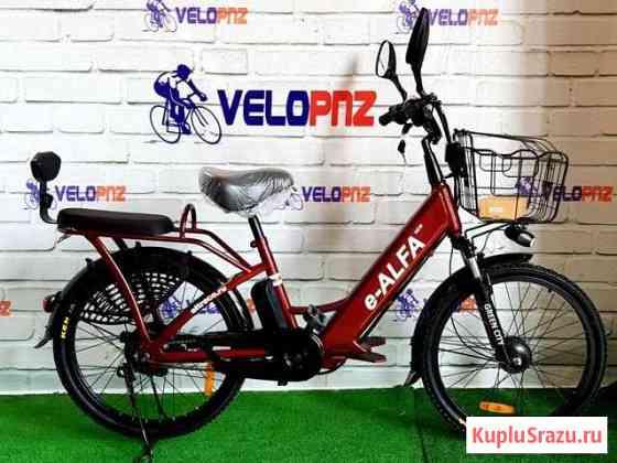 Велогибрид green city e-alfa new Пенза