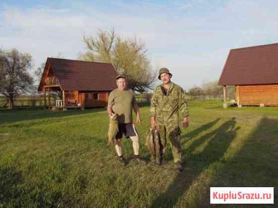 Рыбалка и отдых в Астраханской области Володарский