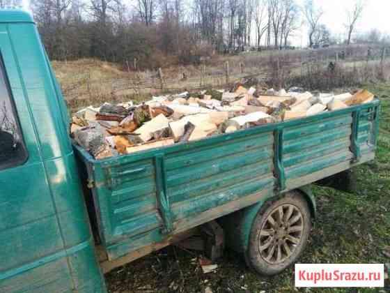Продам дрова 1.5 куба или 4куба Советск