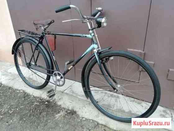 Старинный велосипед. Mifa. 1950 год Тамбов