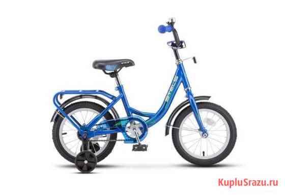 Детский велосипед Stels Flyte Z011 (2019), цвет си Екатеринбург
