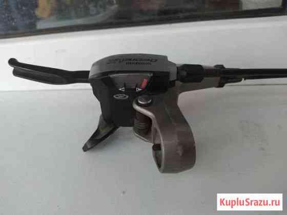 Моноблок (манетка + тормоз) Shimano Deore LX, 3ск Таганрог