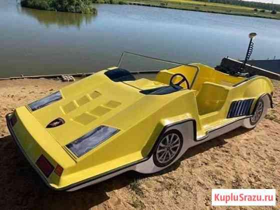 Катамаран с электро двигателем, Lamborghini Данилов