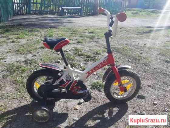 Детский велосипед трек 12 Роза
