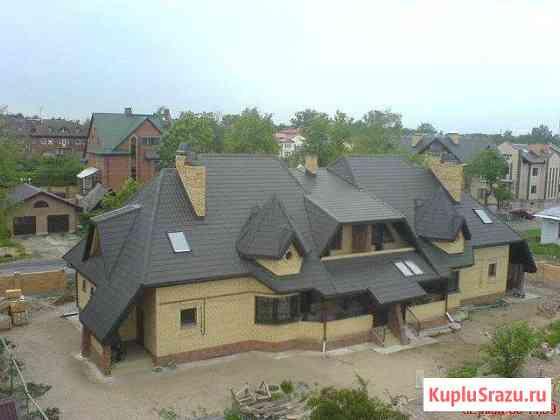 Кровельные и фасадные работы Великий Новгород