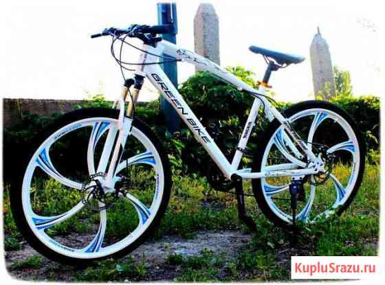 Велосипед White Белый Ягуар Люкс Премиум Чек Сыктывкар
