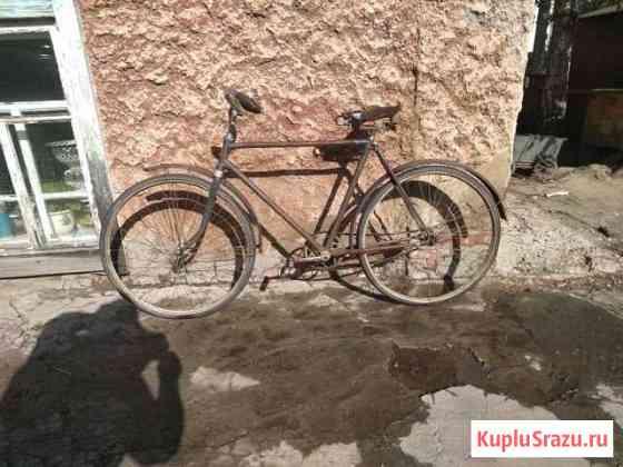 Старинный велосипед урал Новосибирск