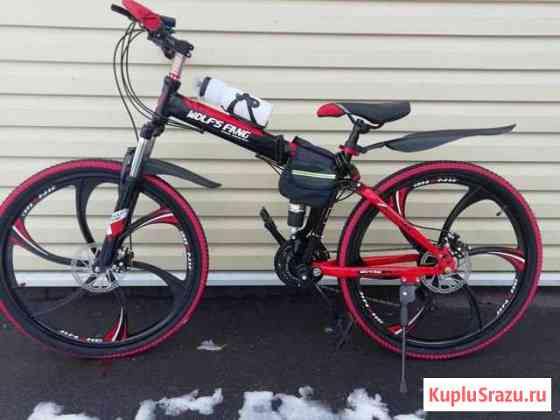 Велосипед спортивный Лиски