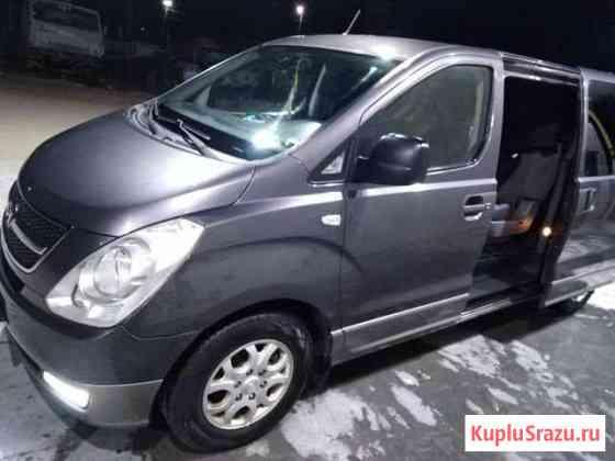 Hyundai H-1 2.5AT, 2012, 166000км Рассказово