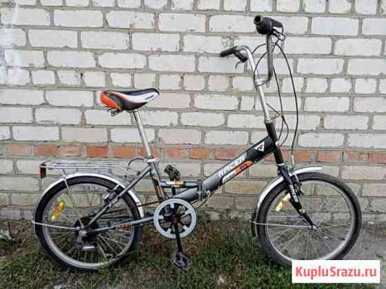 Скоростной велосипед Камень-на-Оби
