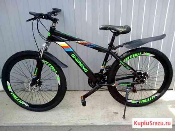Новый велосипед горный Барнаул