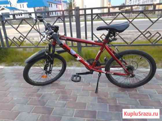 Велосипед Муравленко