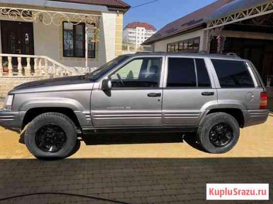 Jeep Grand Cherokee 5.2AT, 1996, 277220км Грозный
