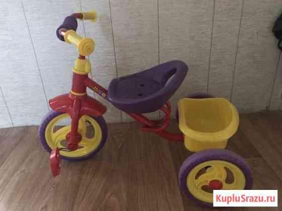 Велосипед детский Пласт