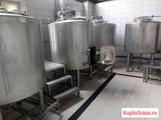 Варочный порядок пивоварни 1 т Березовый