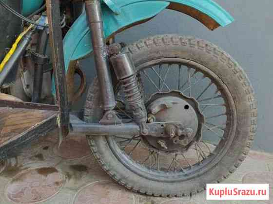 Мотоцикл Урал Ойсхара