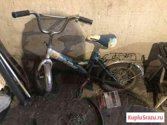 Детский велосипед Усть-Абакан
