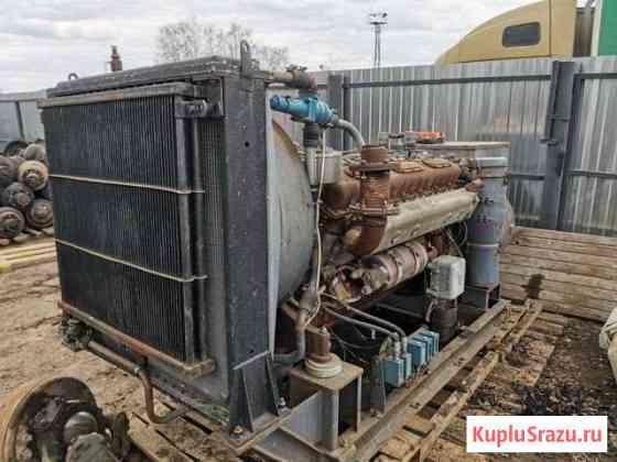 Дизель-генератор с двс 1д12 с генератором гфс 200 Нижний Новгород