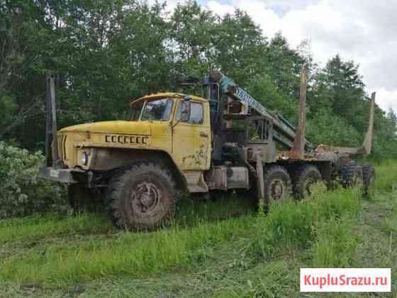 Продам Урал 5557 с гмп Тотьма